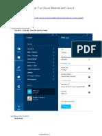 Install Custom Tomcat 7 on Azure Website With Java 8