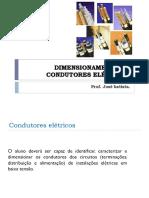 IP 07 Condutores Elétricos Ind