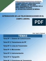 Introducción a Las Telecomunicaciones_UNEFA