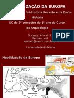 Neolitização da Europa