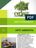 arte ecolgico