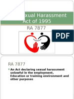 Anti-sexual Harrassment Act