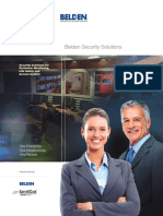 Belden Security Brochure R1