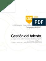 Gestion Del Talento