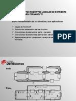 Unidad I - Métodos de Circuitos Eléctricos - Electrotecnia utp.pptx