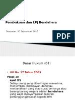 Pembukuan Dan LPJ Bendahara