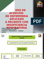 proceso de atencion de enfermeria en pte con insuficiencia respiratoria