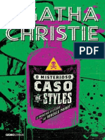 001.1920 O Misterioso Caso de Styles - Agatha Christie