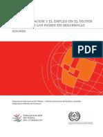 La Globalizacion y El Empleo en El Sector Informal en Los Paises en Desarrollo