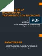 Principios de La Radioterapia . Dr. Rodriguez