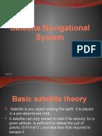 Satellite Navigational System