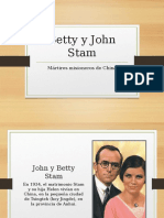Betty y John Stam