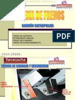 Curso Sistema Frenos Camiones Caterpillar Servicio Retardador Manual Secundario Estacionamiento Componentes