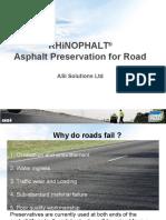 Rhinophalt Highway Presentation