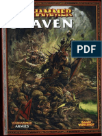 Skaven - 7th Edition Warhammer Army Book