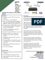 Jitter Box IP-IP Datasheet