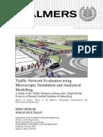 pedestrian simulation