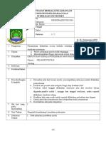 8.6.1.3 Pemantauan Berkala Pelaksanaan Prosedur Pemeliharaan Dan Sterilisasi Instrumen