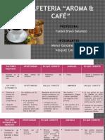 CAFETERIA AROMA & CAFÉ( Pestel )