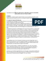 INFORME 006 DE LA OBRA EN JIQUILISCO, EL SALVADOR
