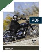 Bonneville+T100+Brochure