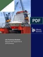 Shipyard Risk Assessments & JH143 Surveys