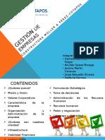 Gestión de Empresas Presentacion Cotapos FINAL