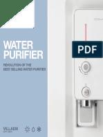 Coway WaterPurifier Villaem CHP-08AR Catalogue