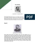 Sejarah R.a.kartini