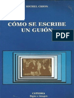 Como se Escribe un Guion - Michel Chion.pdf
