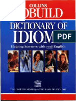 DIC. Dictionary of Idioms. 513 Pgs