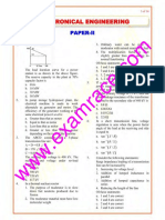 IES Electrical Engineering Paper 2 2001