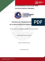 Pacoricuna Eddy Produccion Linea Productos Liquidos