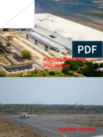 Airport Planning & Taxiway Design