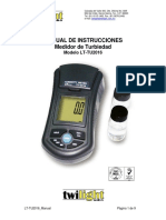 LT TU2016 Manual