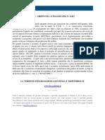 Fisco e Diritto - Corte Di Cassazione Ordinanza n 11423 2010