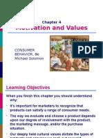 Consumer Behavior Chapter 4 Michael R Solomon 8th Edition