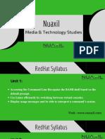 RedHat Syllabus | RedHat Training in kochi | Computer Training Institute Kerala