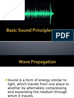 Basic Sound Principles