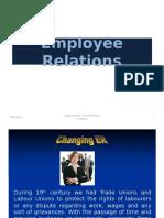 Employee Relations 1