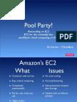 pool party presentation