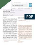 Acute Hypokalemic Quadriparesis in Dengue Illness