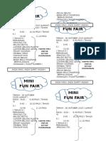 Mini Fun Fair