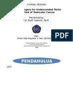 Journal UDT