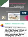 CPD Seminar Paper_08Apr10_Entrepreneurship Development in BD
