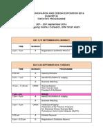 Iidex2016 Tentatif Program