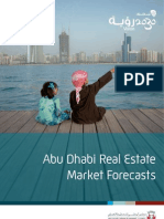 Abu Dhabi Real Estate Market Forecasts