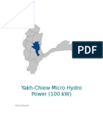 micro hydro implementation case study