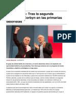 Sinpermiso-reino Unido Tras La Segunda Victoria de Corbyn en Las Primarias Laboristas-2016!09!25