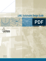 LANL Sustainable Design Guide.pdf